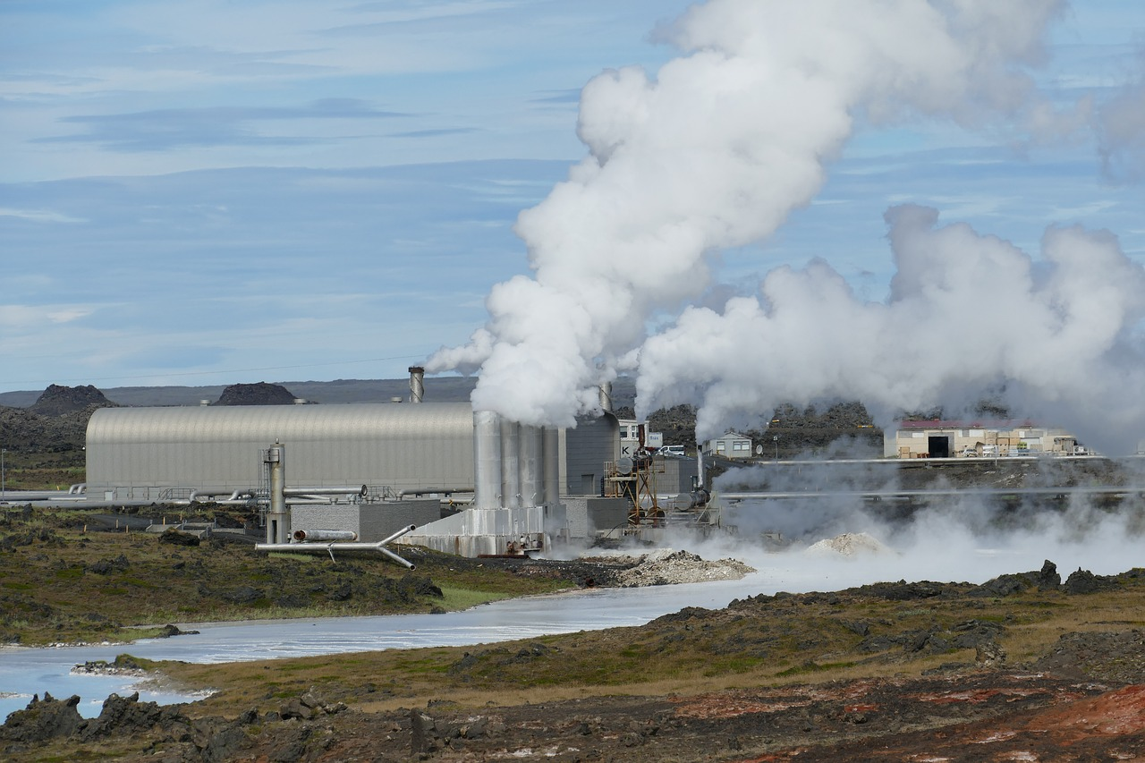Thermal pollution by thermal power plant