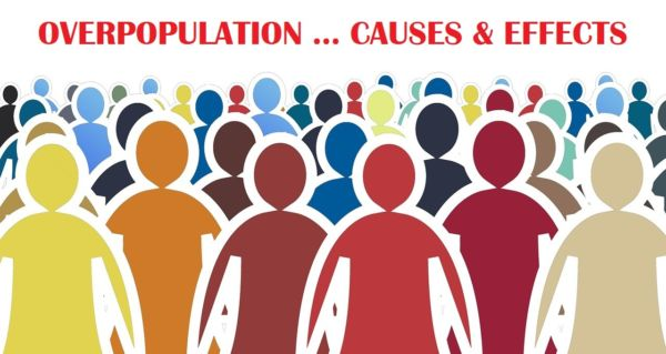 human overpopulation causes effects and solutions