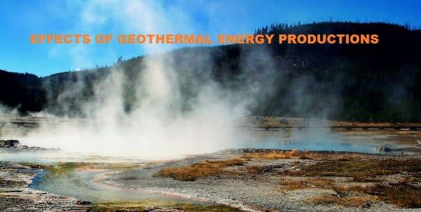 an overview of geothermal energy in natural resources An overview of geothermal energy to understand the history of geothermal energy, we must first understand what it is at the center of the earth, the temperatures can reach extreme heats of up to 9,000 degrees fahrenheit.